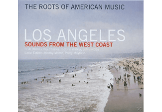 VARIOUS - The Roots Of American Music - LOS ANGELES - Sounds From The - (CD)