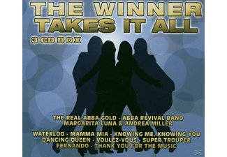 VARIOUS - The Winner Takes It All - (CD)