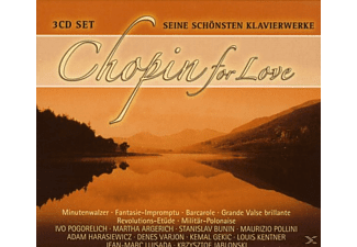 VARIOUS - Chopin For Love - (CD)
