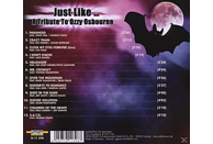 VARIOUS - Just Like- Tribute To Ozzy Osbourne [CD]