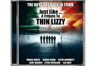 VARIOUS - Just Like-A Tribute To Thin Lizzy - (CD)