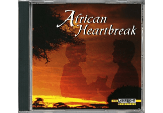 VARIOUS - African Heartbeat - (CD)