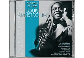 Louis Armstrong - Masters Of Jazz-Louis Armstrong - (CD)