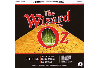 VARIOUS - The Wizard Of Oz - (CD)