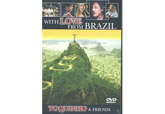 Toquinho - With Love From Brazil - (DVD)