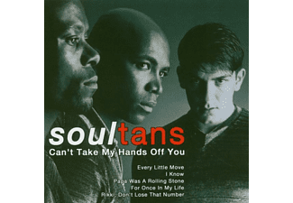 Soultans - Can't Take My Hands Off You - (CD)