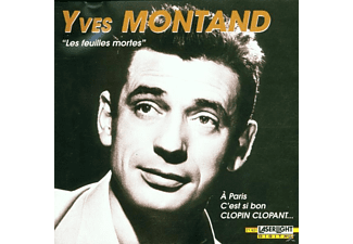 Yves Mont, Yves Montand - Les Feuilles Mortes - (CD)