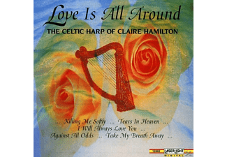 Claire Hamilton - Love Is All Around - (CD)