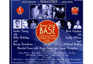 VARIOUS - Away From Base - (CD)