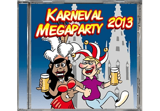 VARIOUS - Karneval Megaparty 2013 - (CD)