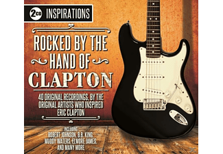 VARIOUS - Rocked By The Hand Of Clapton [CD]