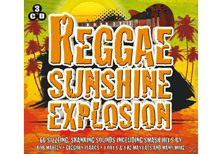 VARIOUS - Reggae Sunshine Explosion - (CD)