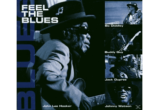 VARIOUS - Feel The Blues - (CD)