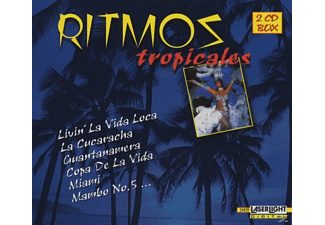 VARIOUS - Ritmos Tropicales - (CD)