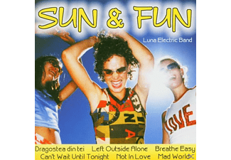 Luna Electric B - Sun & Fun - (CD)