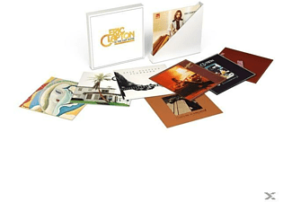 Eric Clapton - The Studio Album Collection (Ltd.9-Lp Boxset) - (Vinyl)