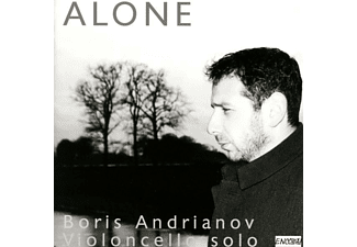 VARIOUS, Boris Andrianov - Alone - (CD)