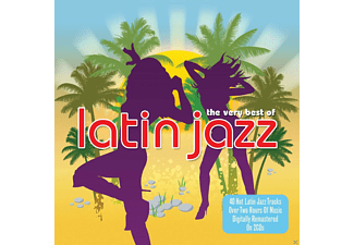 VARIOUS - The Very Best Of Latin Jazz - (CD)