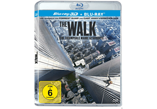 The Walk [3D Blu-ray (+2D)]