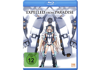 Expelled From Paradise - (Blu-ray)