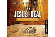 Eschbach Andreas - Der Jesus-Deal 02: Ex Machina - (CD)