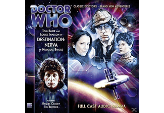 Doctor Who: Destination Nerva - 0 CD - Science Fiction/Fantasy