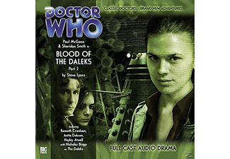 Doctor Who: Blood Of The Daleks Part 2 - 1 CD - Science Fiction/Fantasy