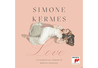 Simone Kermes - Love (CD)