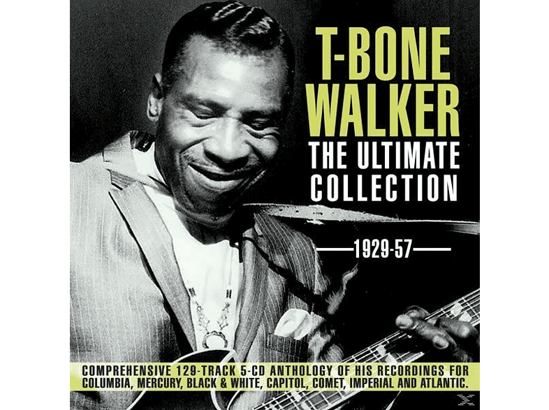 T-Bone Walker - The Ultimate Collection 1929-57 [CD]