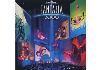 VARIOUS - Fantasia 2000 [CD]