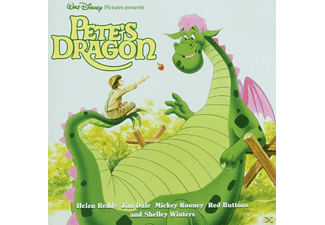 VARIOUS - Pete's Dragon (Elliot Das Schmunzelmonster) - (CD)