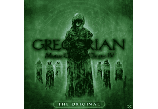 Gregorian - Masters Of Chant Chapter IV - (CD)