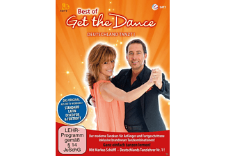 Markus Schoeffl - Get The Dance - Best of by Markus Schöffl - (DVD)