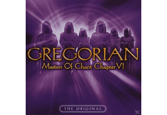Gregorian - Masters Of Chant Chapter VI (CD)
