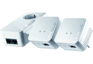 DEVOLO dLAN 550 Wi-Fi Network Kit Powerline (09642)