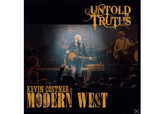 Kevin & Modern West Costner - Untold Truths - (CD)