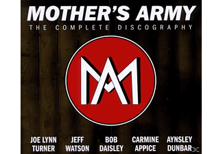 Mother's Army - The Complete Discography - (CD)