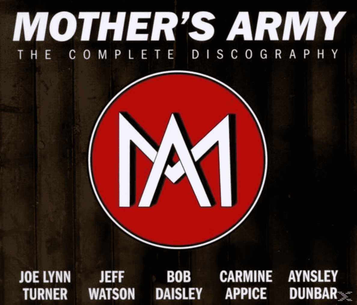 Mother´s Army - The Complete Discography - (CD)