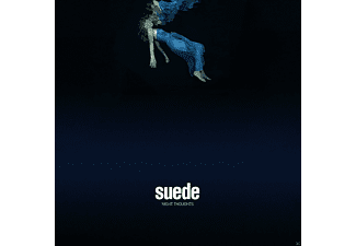 Suede - Night Thoughts - (Vinyl)