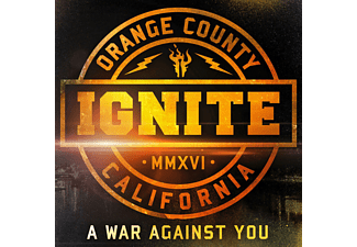 Ignite - A War Against You - (CD)
