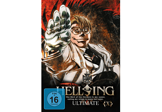 Hellsing Ultimative OVA - Vol. 10 - (DVD)