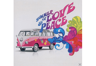 VARIOUS - Summer Of Love And Peace - (CD)