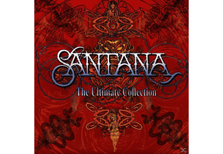 Carlos Santana - The Ultimate Collection - (CD)
