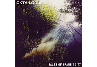 Okta Logue - Tales Of Transit City - (CD)
