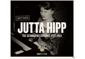 Jutta Hipp - Lost Tapes: Jutta Hipp - (CD)