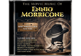 VARIOUS - The Movie Music Of Ennio Morricone - (CD)