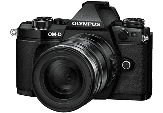 OLYMPUS Hybride camera E-M5 Mark II + 12-50 mm (V207042BE000)