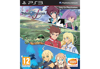 Tales of Graces F/Tales of Symphonia Chronicles PS3
