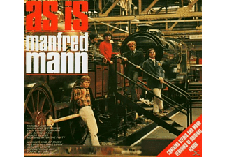 Manfred Mann - As Is (Mono & Stereo Version) - (CD)