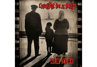 Caught In A Trap - Goodnight New York - (CD)